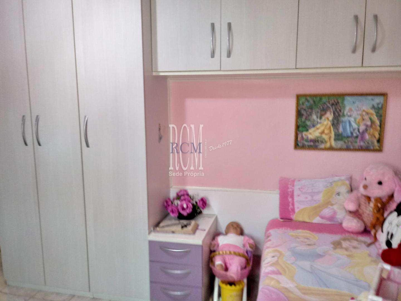 Apartamento com 3 dorms, Vila Valença, São Vicente - R$ 370 mil, Cod: 91110
