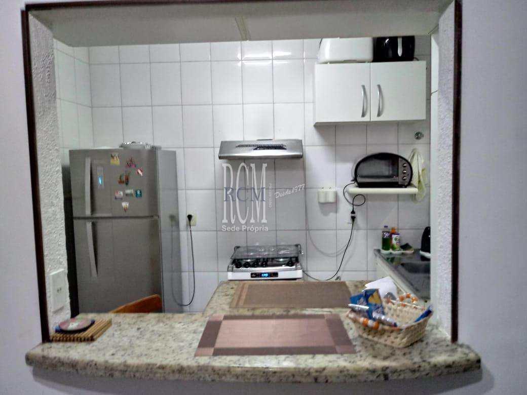 Apartamento com 1 dorm, Centro, São Vicente - R$ 200 mil, Cod: 91121