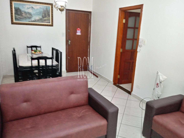 Apartamento com 1 dorm, Centro, São Vicente - R$ 190 mil, Cod: 91181