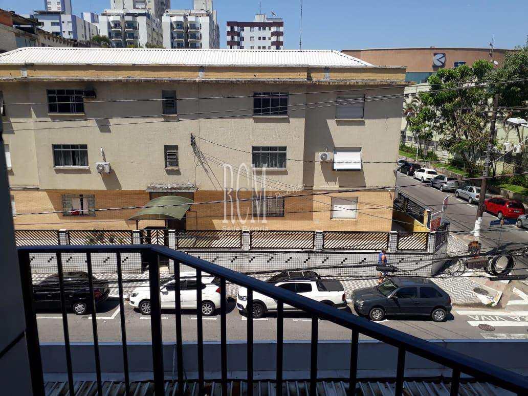 Flat, Centro, São Vicente - R$ 165 mil, Cod: 91183