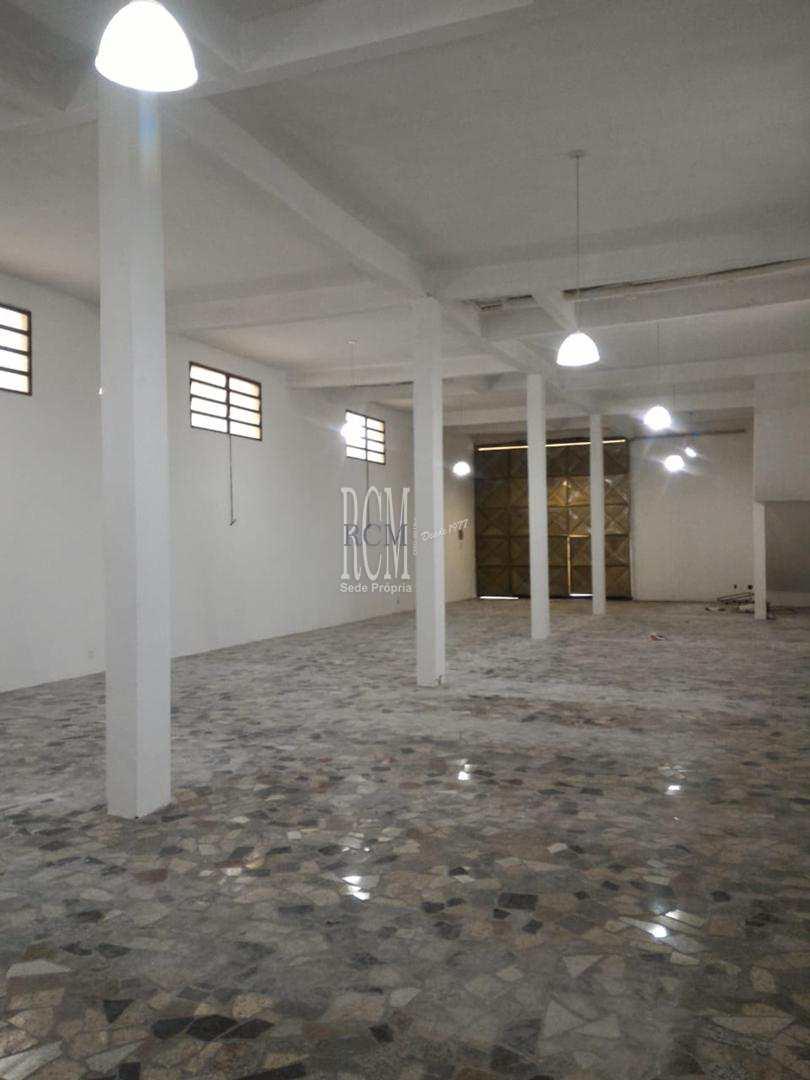Galpão, Centro, São Vicente, Cod: 91243