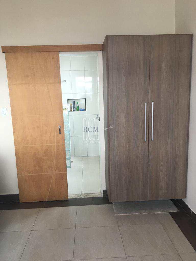 Sala Living com 1 dorm, Itararé, São Vicente - R$ 146 mil, Cod: 91244