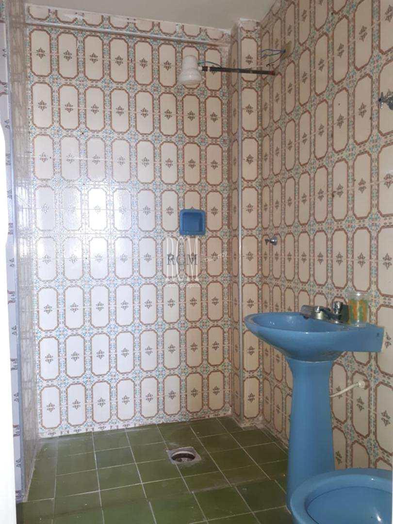 Kitnet com 1 dorm, Itararé, São Vicente - R$ 140 mil, Cod: 91255