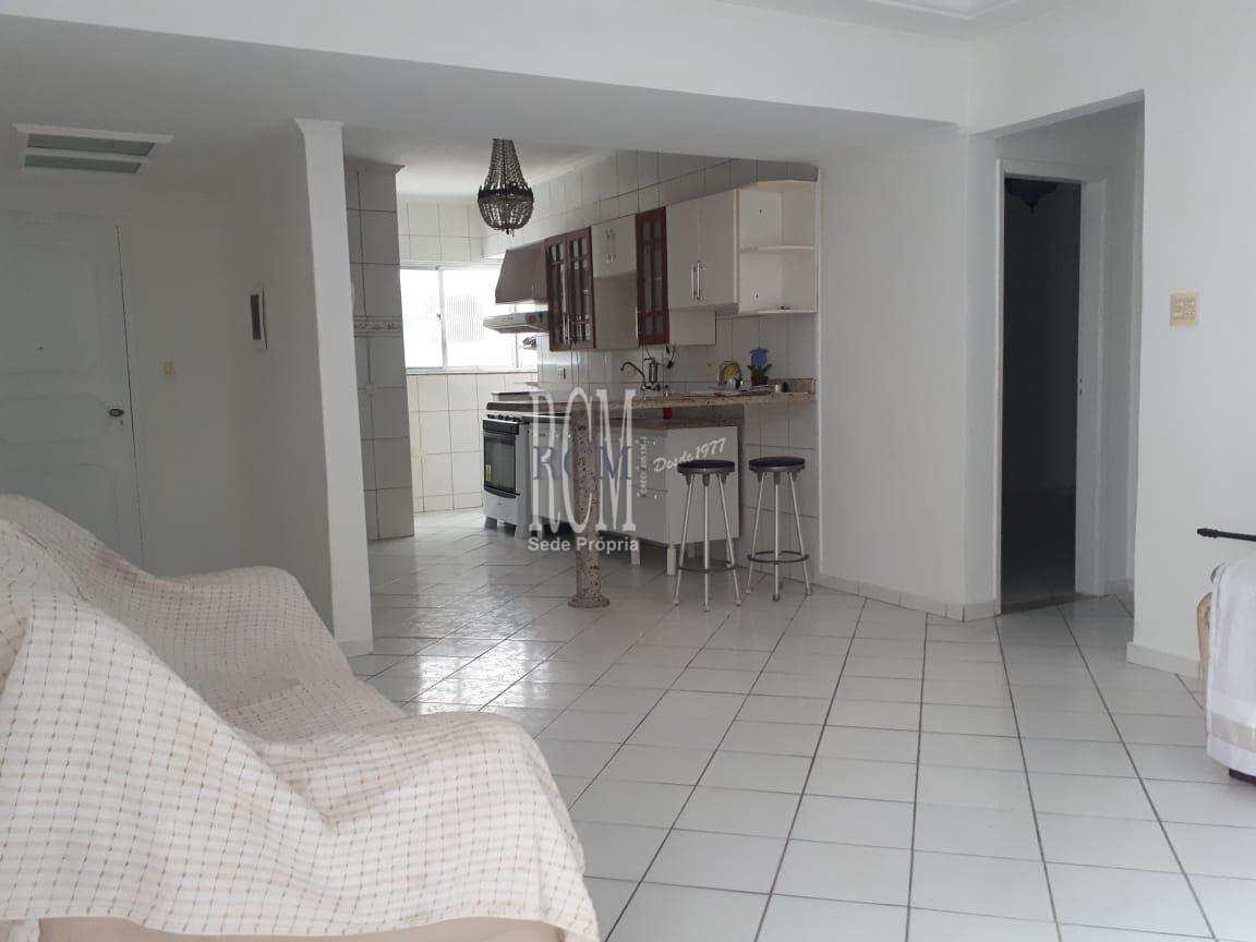 Apartamento com 2 dorms, Itararé, São Vicente - R$ 390 mil, Cod: 91260