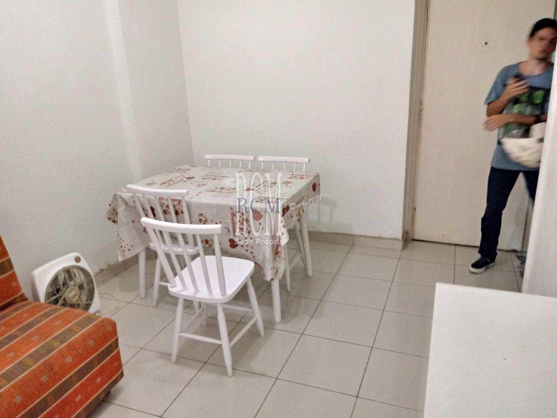 Apartamento com 1 dorm, Centro, São Vicente - R$ 180 mil, Cod: 91283