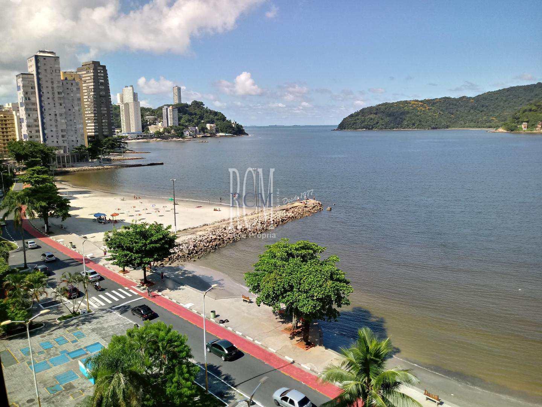 Apartamento com 2 dorms, Centro, São Vicente - R$ 499 mil, Cod: 91291