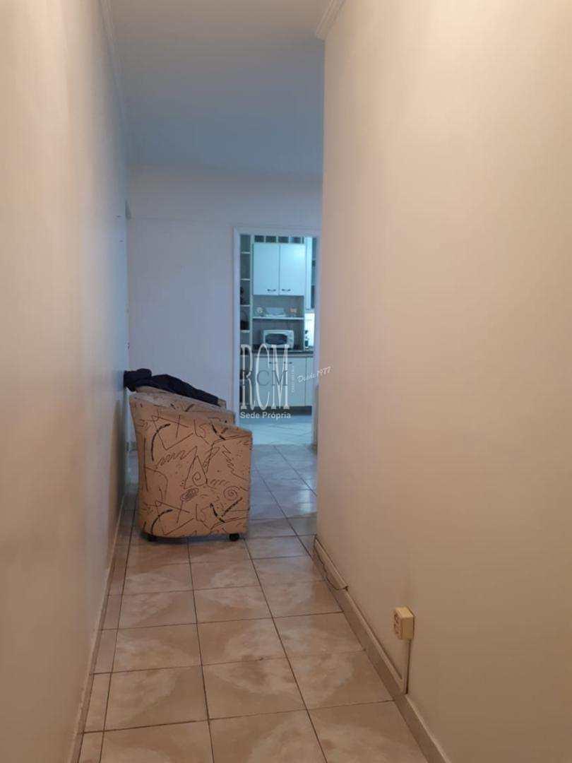 Apartamento com 2 dorms, Itararé, São Vicente - R$ 370 mil, Cod: 91299