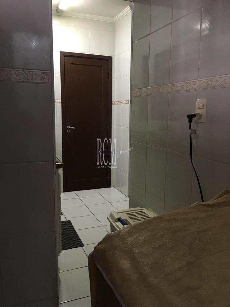 Apartamento com 2 dorms, Itararé, São Vicente - R$ 296 mil, Cod: 91312