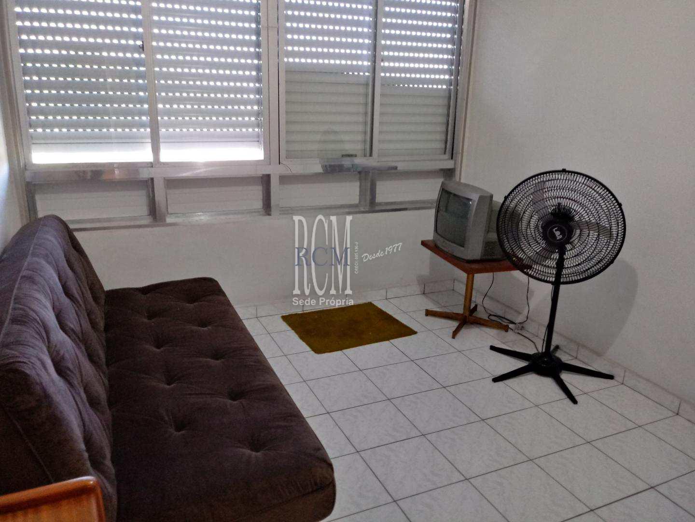 Apartamento com 2 dorms, Itararé, São Vicente - R$ 190 mil, Cod: 91315