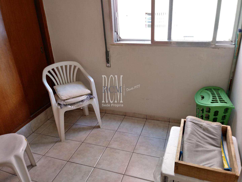 Apartamento com 2 dorms, Itararé, São Vicente - R$ 430 mil, Cod: 91330