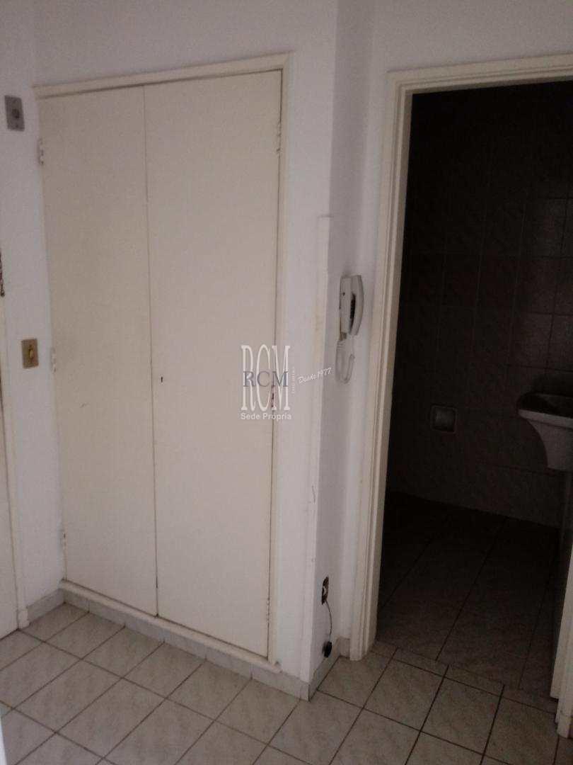 Apartamento com 1 dorm, Gonzaga, Santos - R$ 228 mil, Cod: 91344