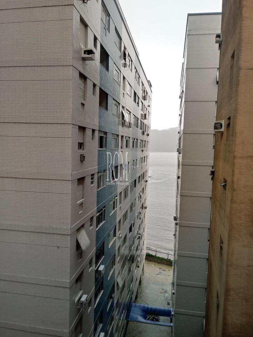 Apartamento com 1 dorm, Itararé, São Vicente, Cod: 91356