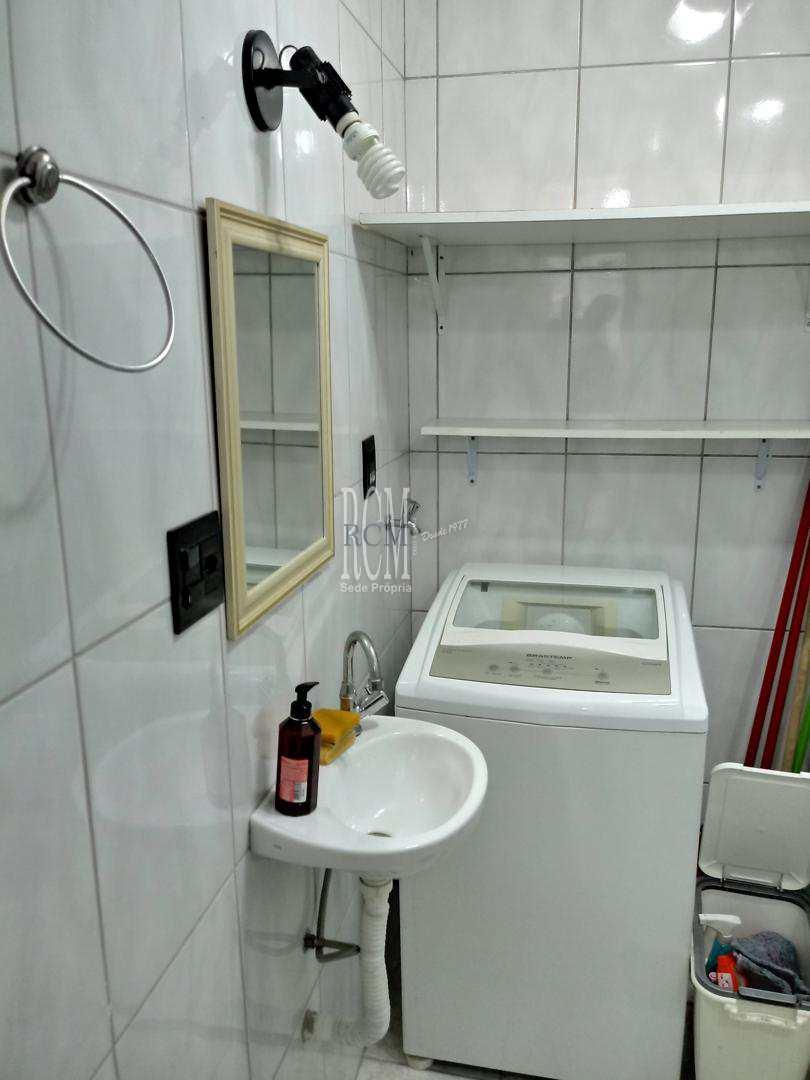 Apartamento com 1 dorm, Itararé, São Vicente, Cod: 91357