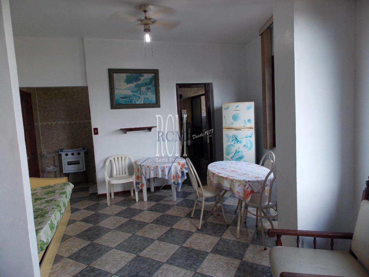 Kitnet com 1 dorm, Itararé, São Vicente - R$ 186 mil, Cod: 91359