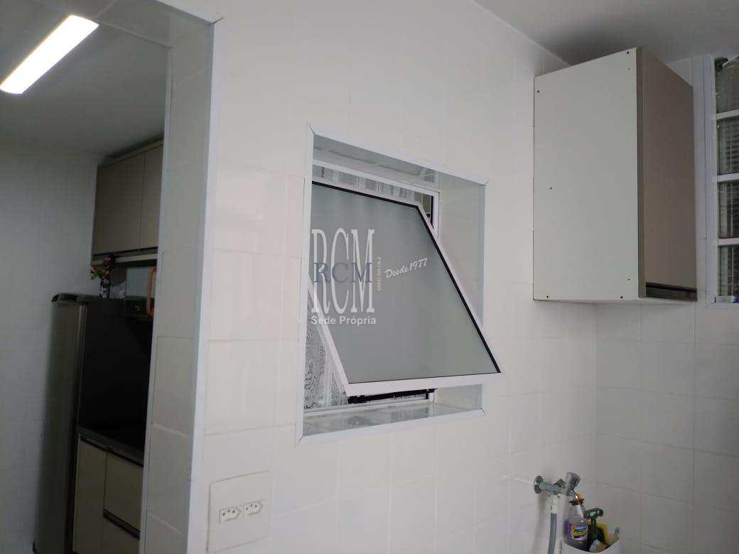 Apartamento com 1 dorm, Itararé, São Vicente - R$ 240 mil, Cod: 91382