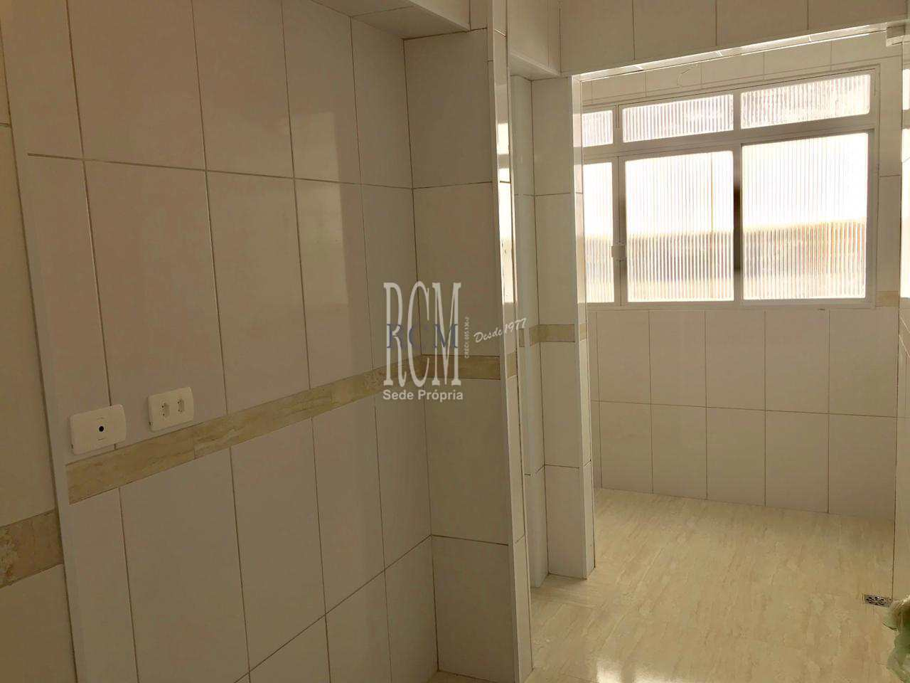 Apartamento com 2 dorms, Itararé, São Vicente - R$ 280 mil, Cod: 91394