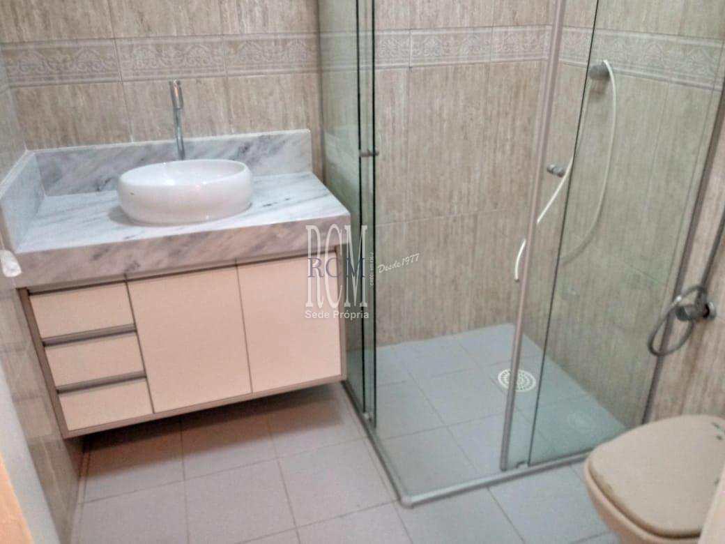 Apartamento com 2 dorms, Itararé, São Vicente - R$ 400 mil, Cod: 91404