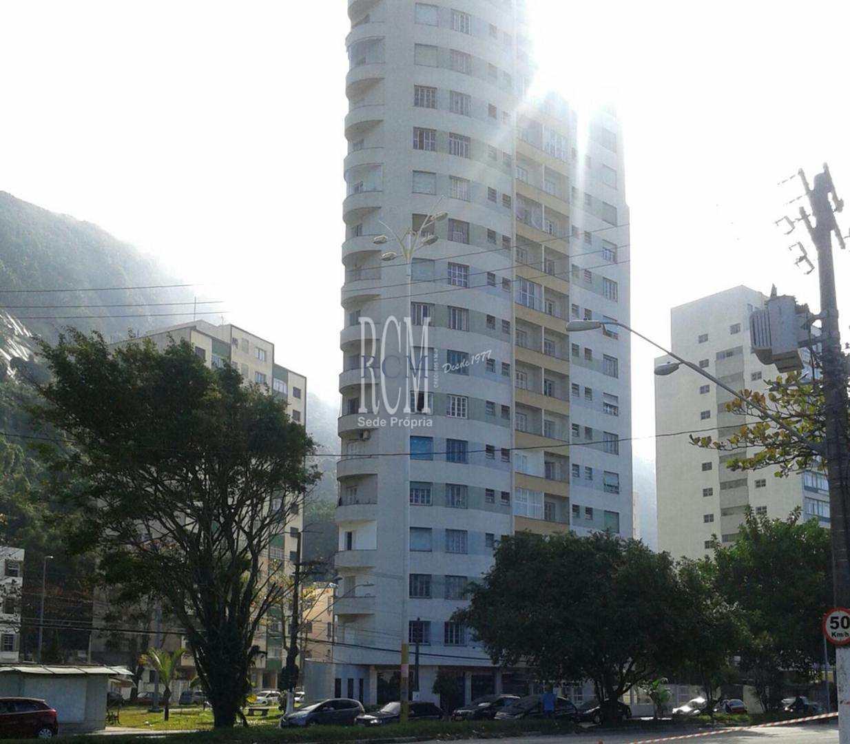 Kitnet com 1 dorm, Itararé, São Vicente - R$ 130 mil, Cod: 91409