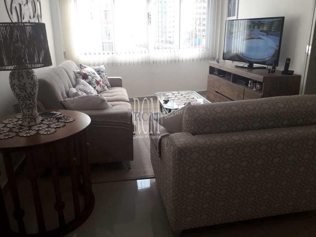 Apartamento com 2 dorms, Centro, São Vicente - R$ 350 mil, Cod: 91429