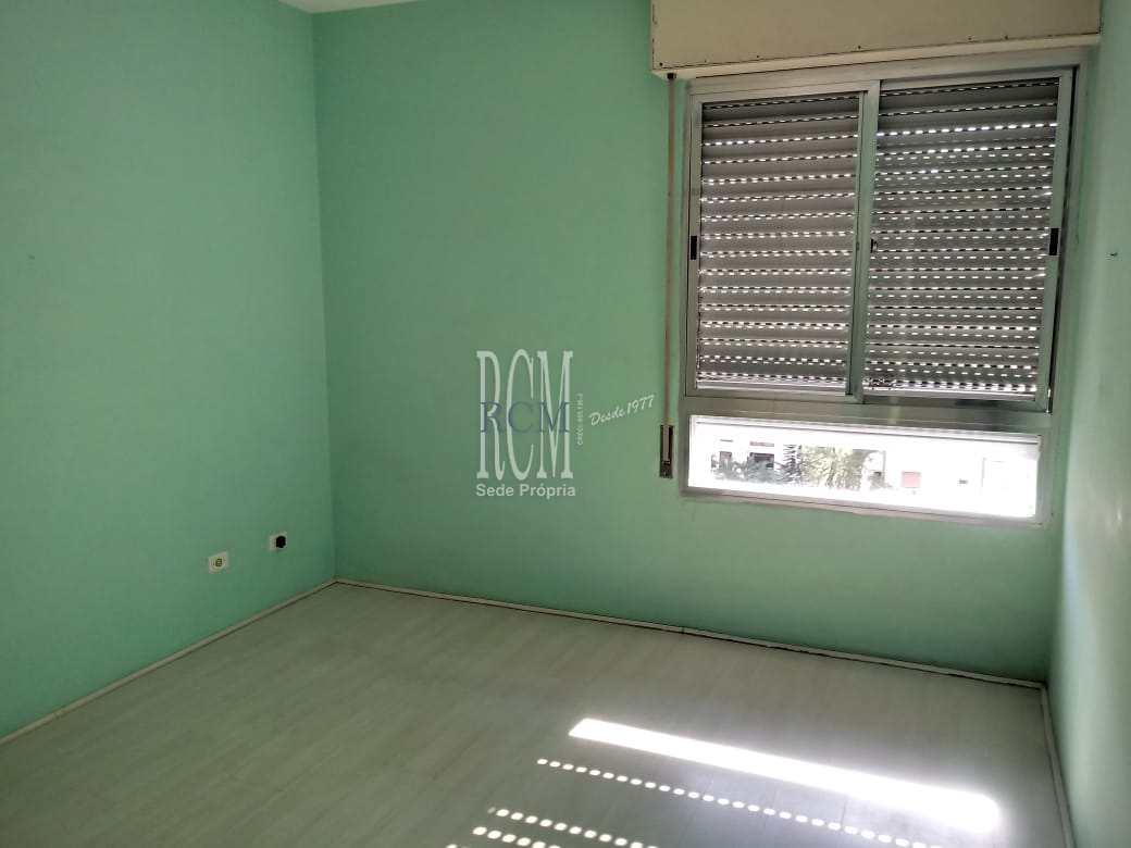 Apartamento com 2 dorms, Itararé, São Vicente - R$ 430 mil, Cod: 91464