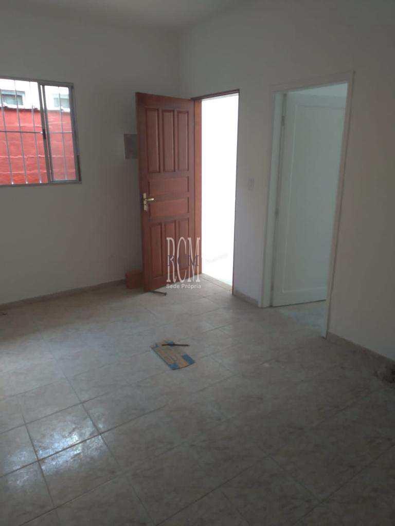 Casa com 2 dorms, Vila São Jorge, São Vicente, Cod: 91472