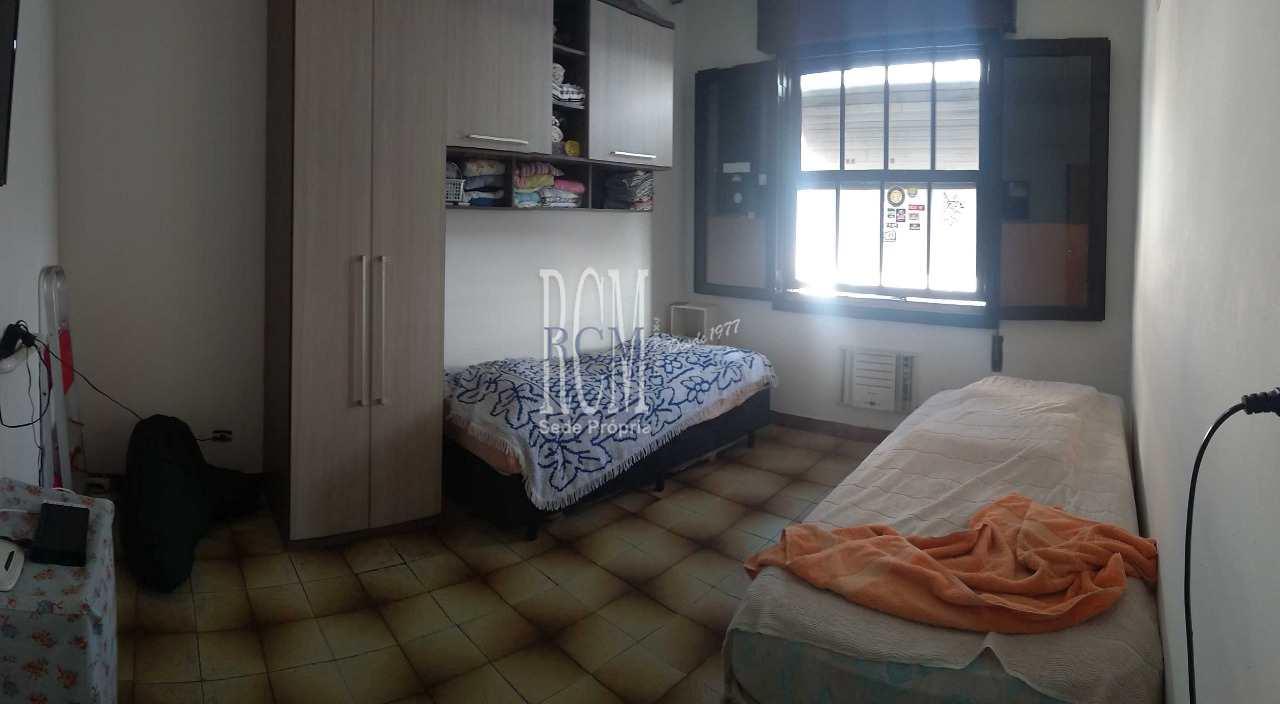 Apartamento com 1 dorm, Itararé, São Vicente - R$ 200 mil, Cod: 91478