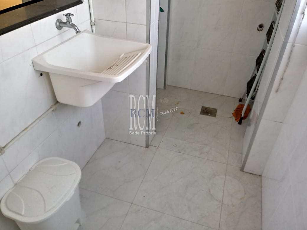 Apartamento com 1 dorm, Centro, São Vicente - R$ 258 mil, Cod: 91509