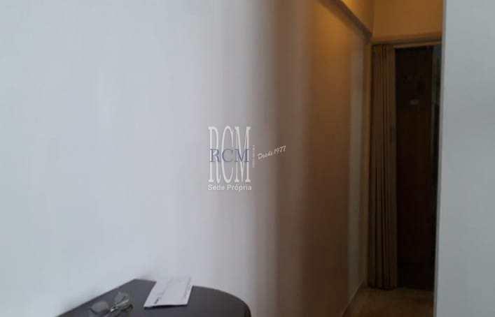 Apartamento com 1 dorm, Centro, São Vicente - R$ 165 mil, Cod: 91513