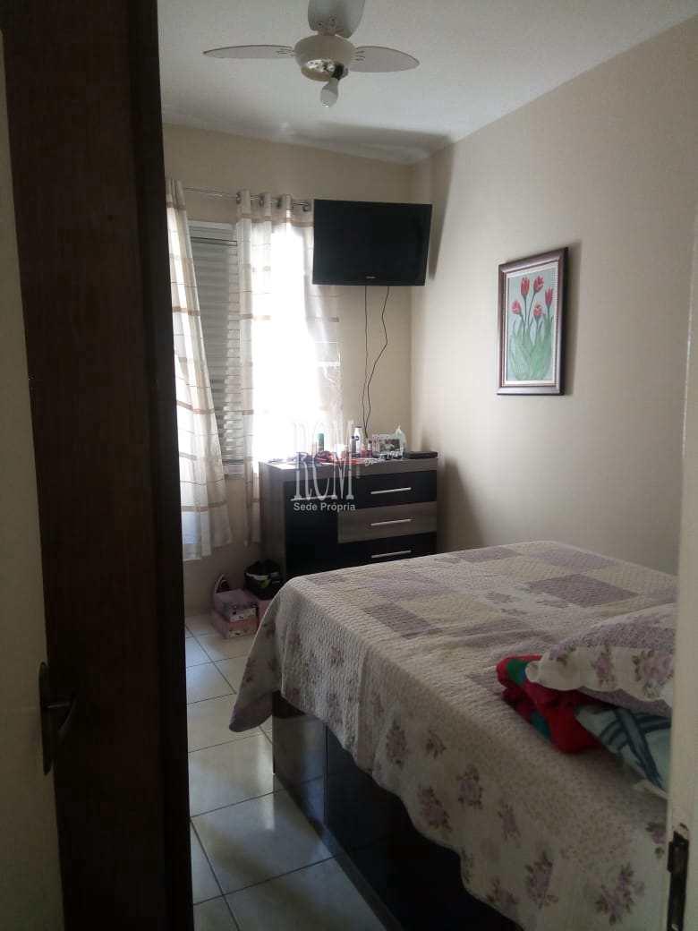 Apartamento com 2 dorms, Centro, São Vicente - R$ 260 mil, Cod: 91529