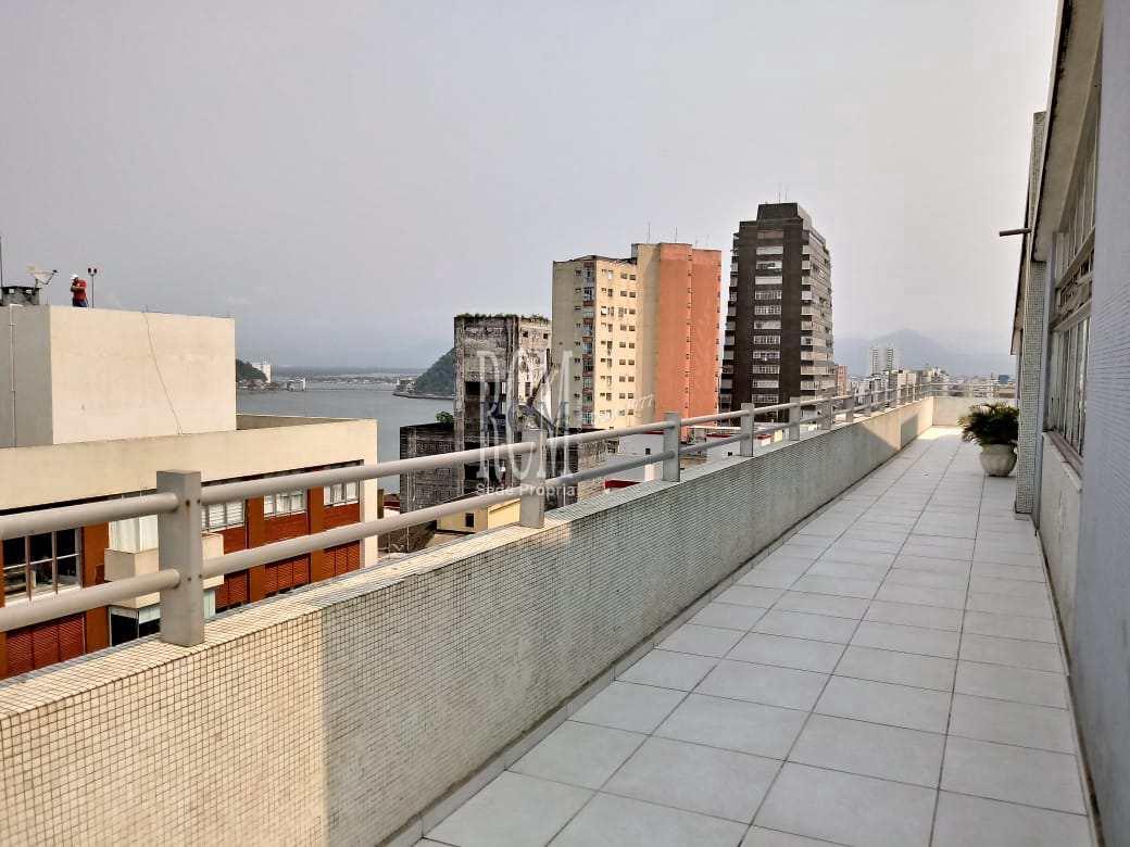 Apartamento com 1 dorm, Itararé, São Vicente - R$ 300 mil, Cod: 91535