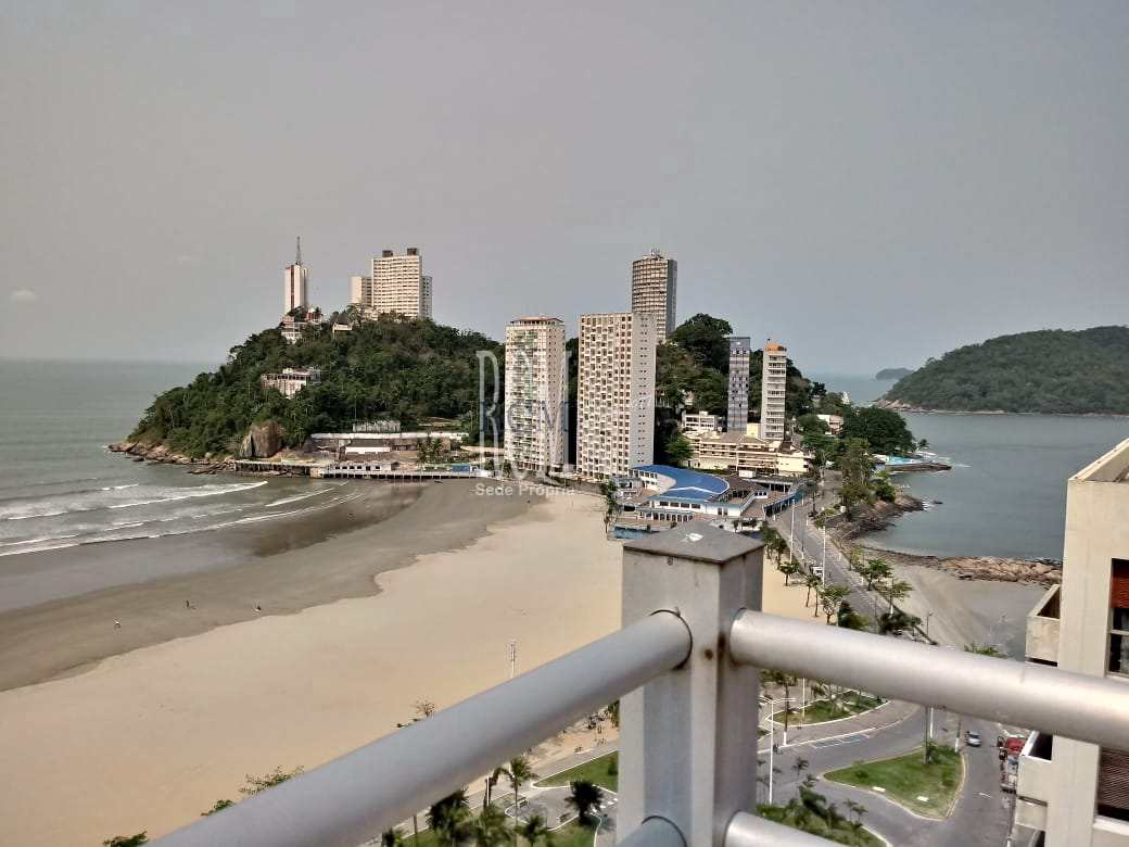 Apartamento com 3 dorms, Itararé, São Vicente - R$ 800 mil, Cod: 91539
