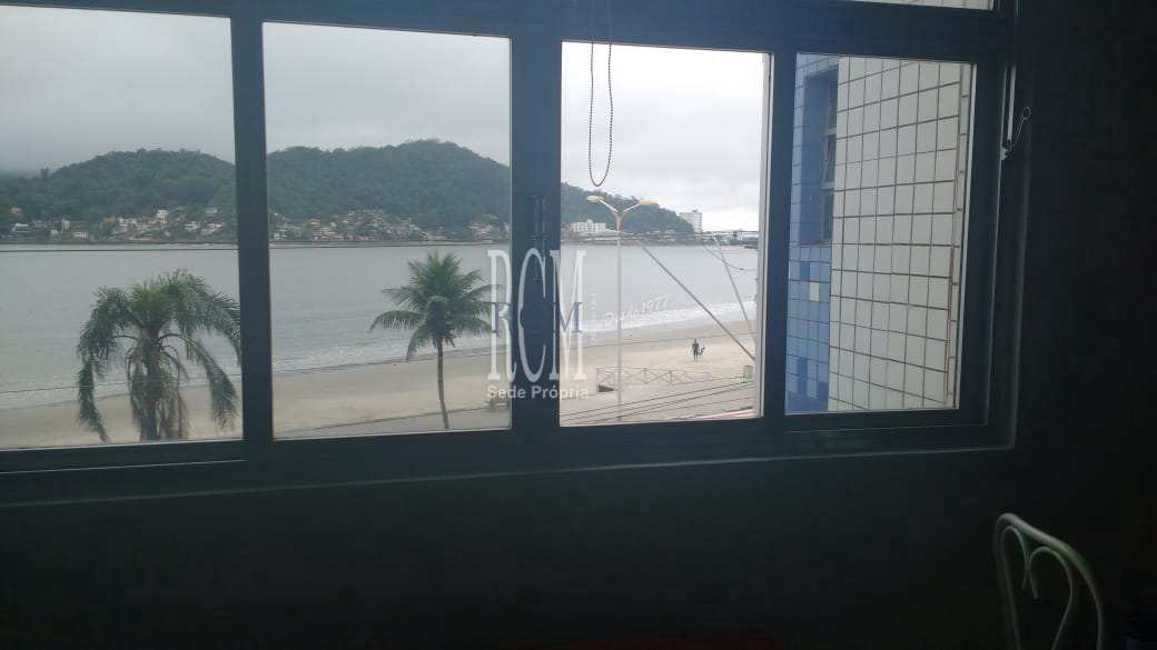 Apartamento com 2 dorms, Centro, São Vicente, Cod: 91545