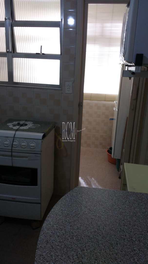 Apartamento com 1 dorm, Pompéia, Santos, Cod: 91548