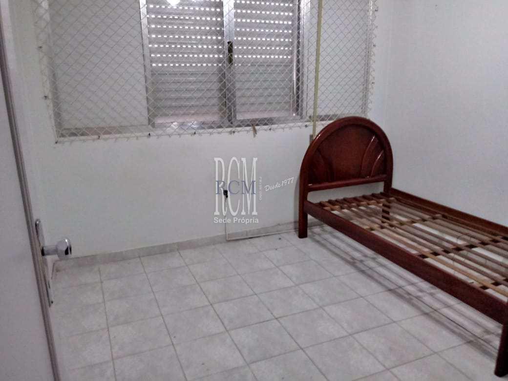 Apartamento com 2 dorms, Itararé, São Vicente - R$ 330 mil, Cod: 91566