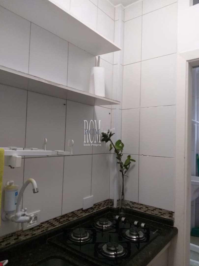 Sala Living com 1 dorm, Itararé, São Vicente, Cod: 91575