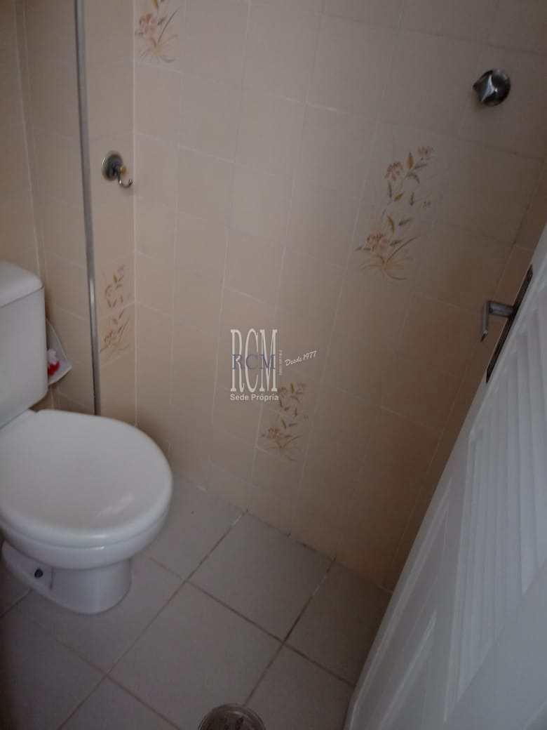 Apartamento com 2 dorms, Itararé, São Vicente - R$ 330 mil, Cod: 91585