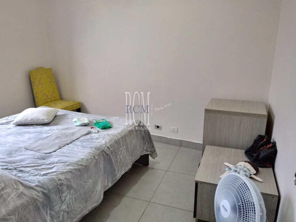 Apartamento com 2 dorms, Centro, São Vicente - R$ 190 mil, Cod: 91597