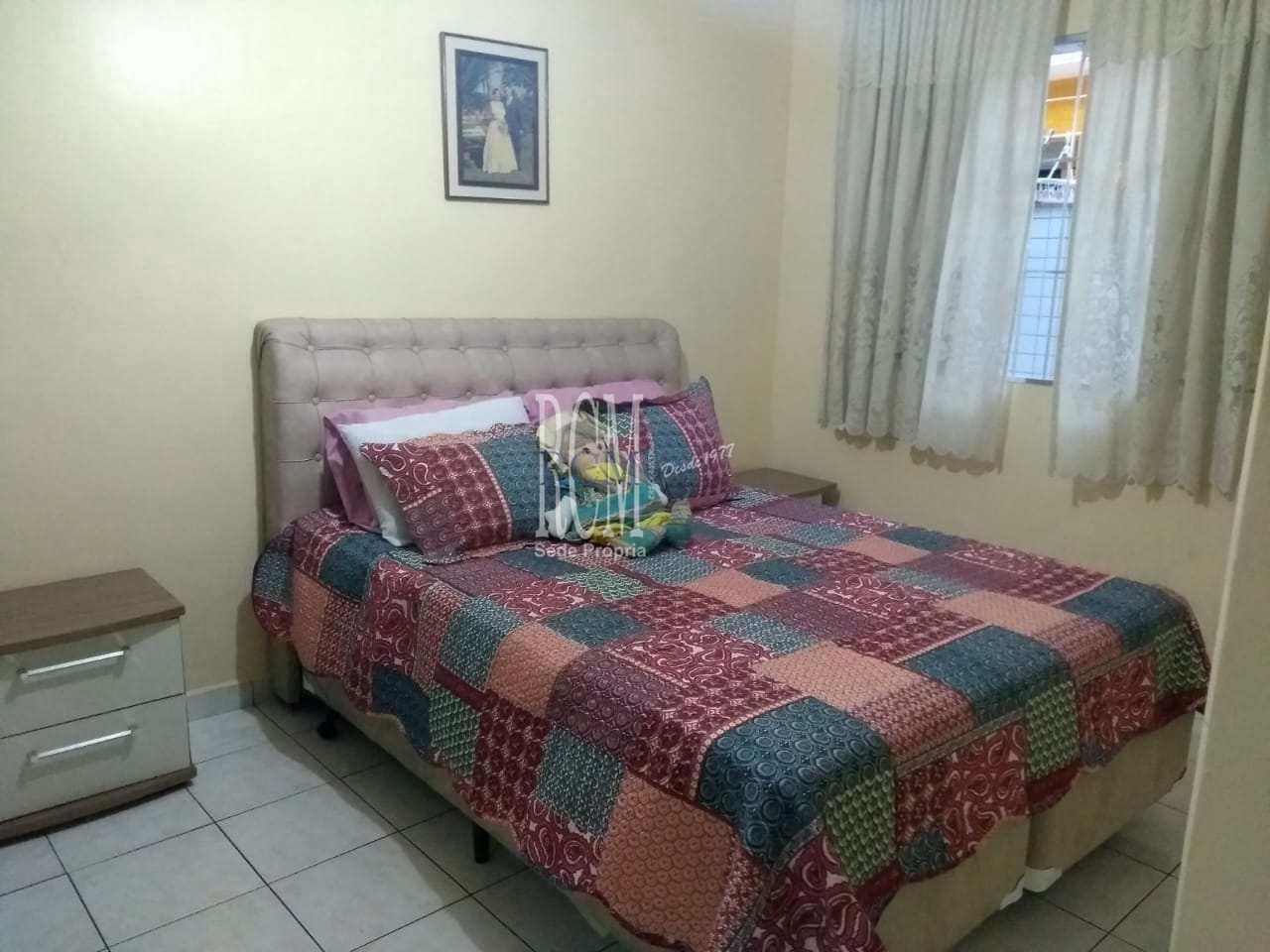 Casa com 2 dorms, Vila Margarida, São Vicente - R$ 270 mil, Cod: 91628