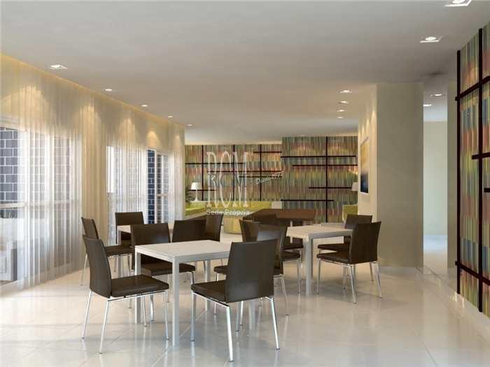 Apartamento com 2 dorms, Itararé, São Vicente - R$ 583 mil, Cod: 91635