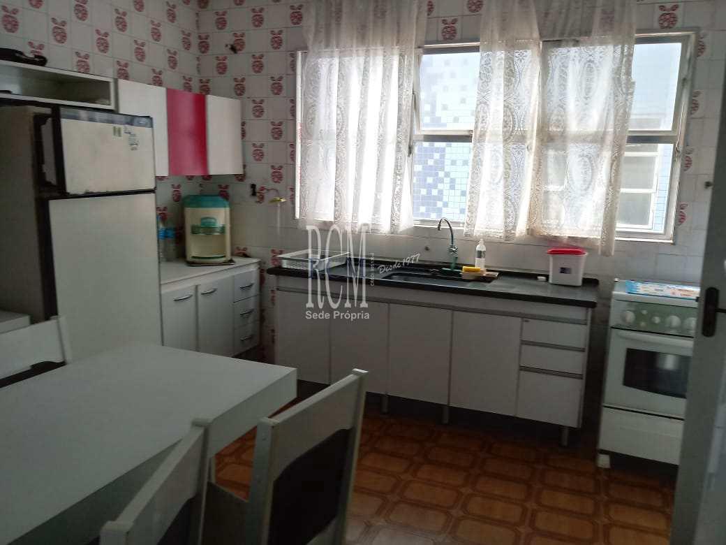 Apartamento com 4 dorms, Ilha Porchat, São Vicente - R$ 700 mil, Cod: 91637
