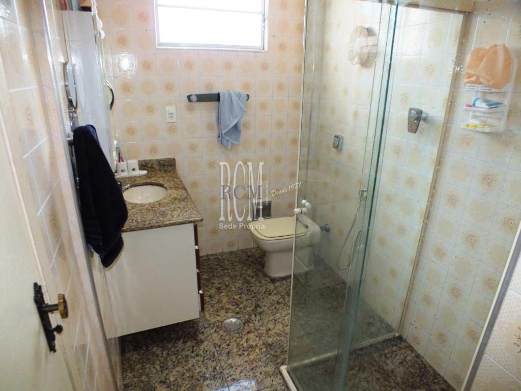Apartamento com 3 dorms, Itararé, São Vicente - R$ 680 mil, Cod: 91661