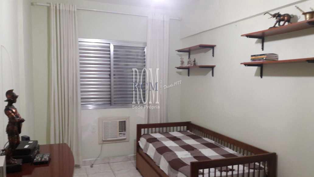 Apartamento com 2 dorms, Itararé, São Vicente - R$ 260 mil, Cod: 91671