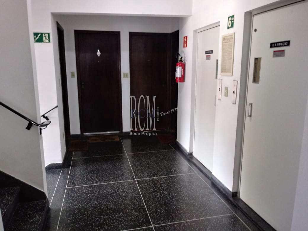 Apartamento com 1 dorm, Centro, São Vicente - R$ 240 mil, Cod: 91684