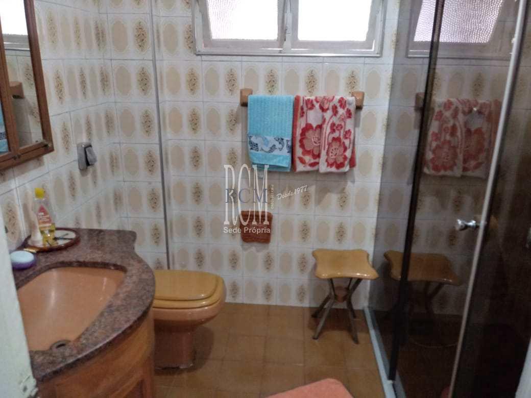 Apartamento com 2 dorms, Itararé, São Vicente - R$ 450 mil, Cod: 91689