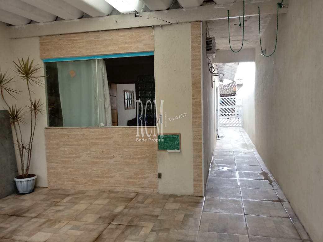 Casa com 2 dorms, Vila Cascatinha, São Vicente - R$ 280 mil, Cod: 91694