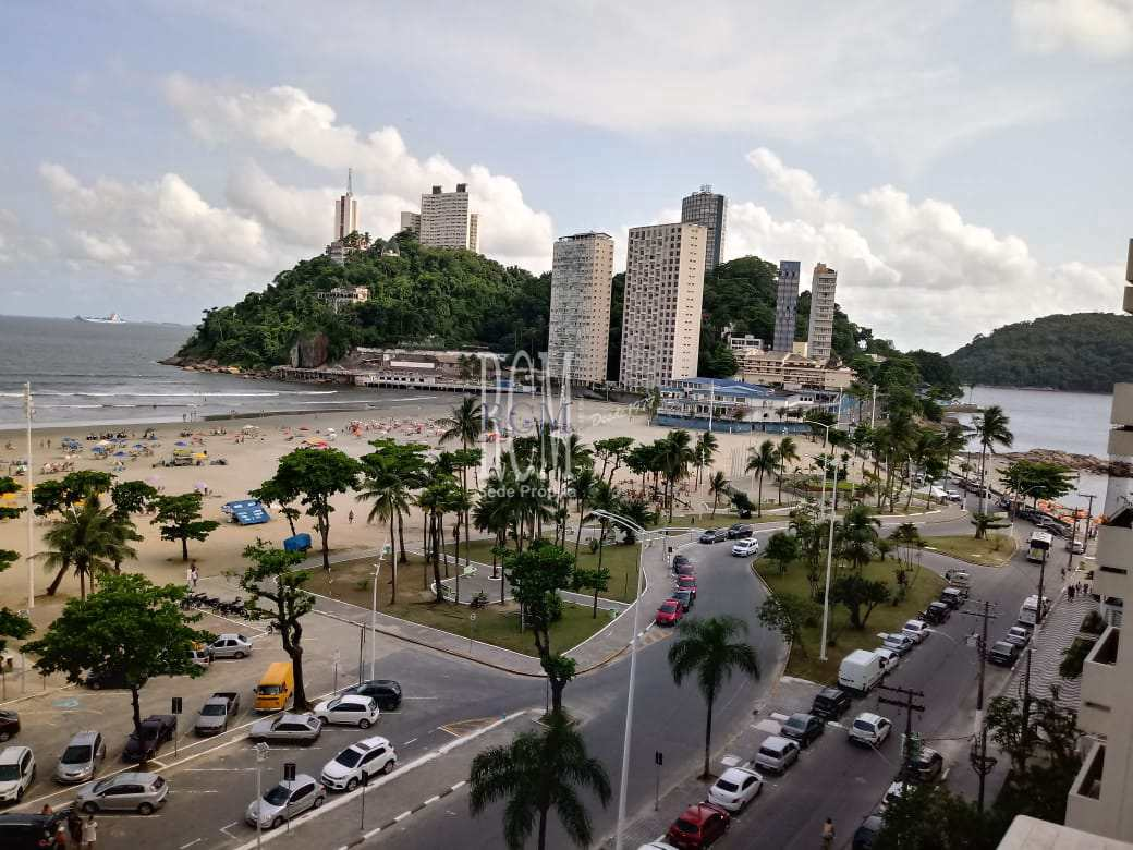 Apartamento com 3 dorms, Itararé, São Vicente - R$ 630 mil, Cod: 91700