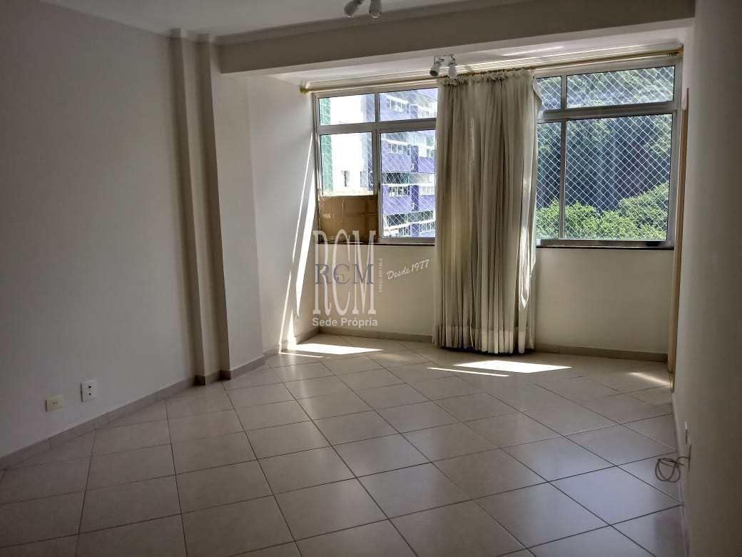 Apartamento com 3 dorms, Itararé, São Vicente - R$ 790 mil, Cod: 91722