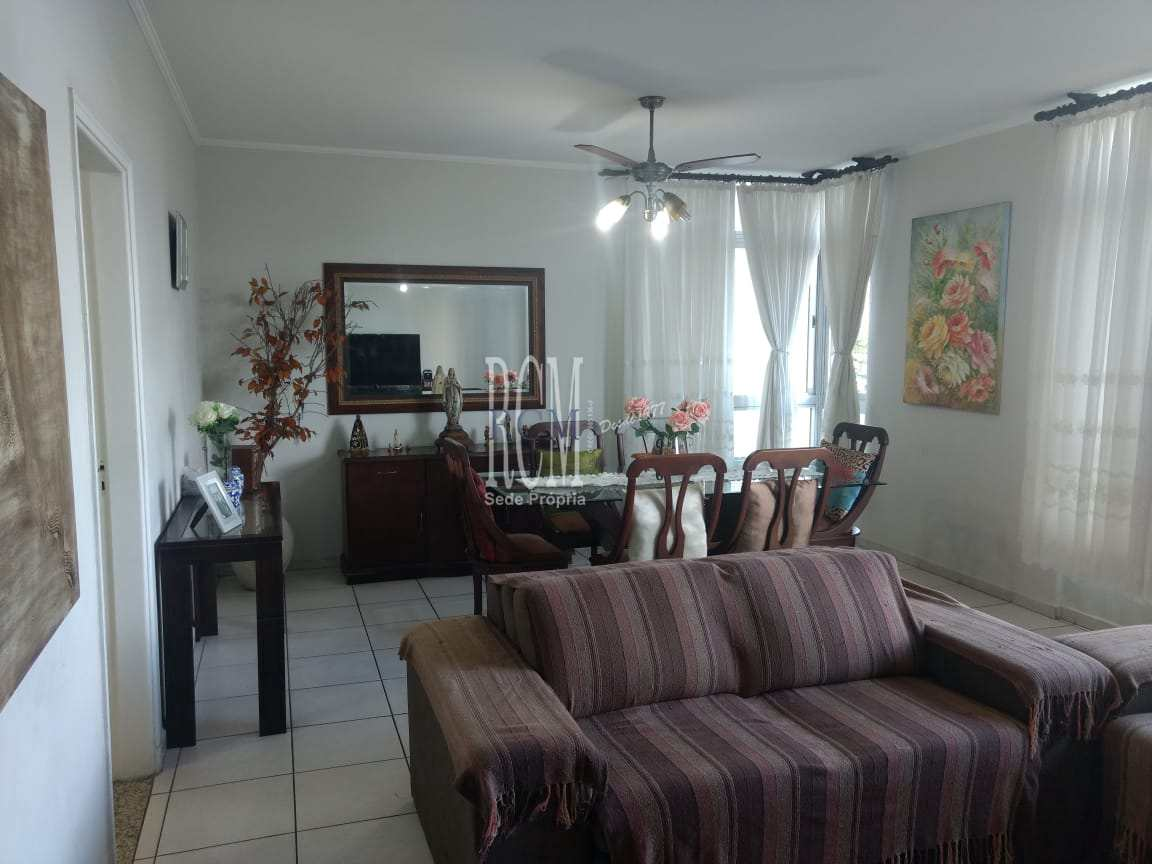 Apartamento com 3 dorms, Itararé, São Vicente - R$ 650 mil, Cod: 91737