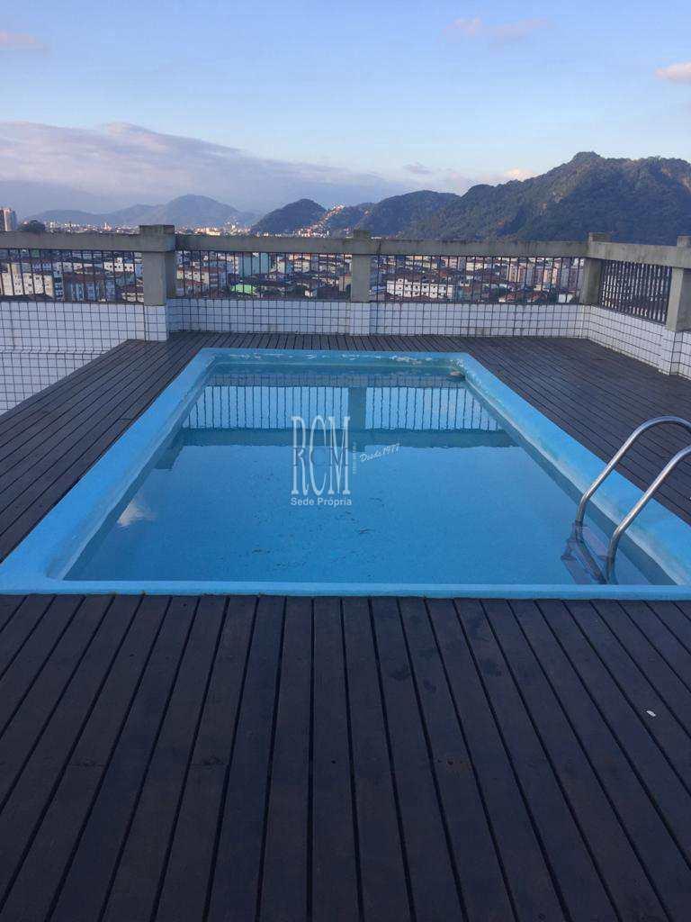 Apartamento com 3 dorms, Centro, São Vicente - R$ 680 mil, Cod: 91774