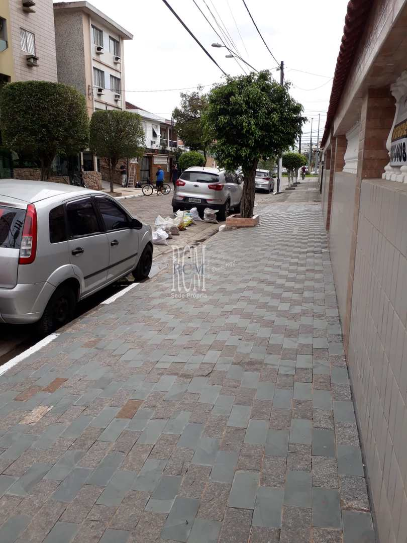Apartamento com 1 dorm, Centro, São Vicente - R$ 160 mil, Cod: 91778